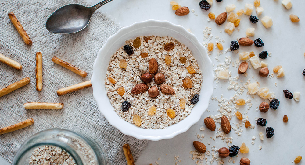 Grains, Oats and Rices (Vegan Shopping List) Examples and Photo