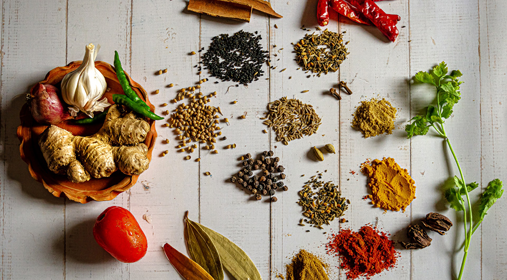 Herbs and Spices Photo