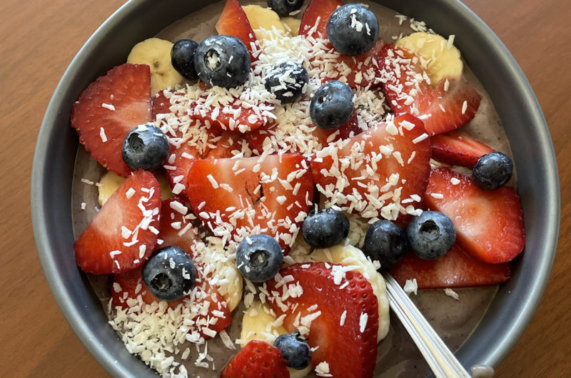 The Best Vegan Açaí Bowl Recipe (10 Minutes) You've Ever Made